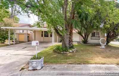 Converse Single Family Home For Sale: 326 Vivian Dr
