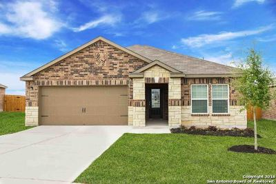 New Braunfels Single Family Home Back on Market: 6321 Daisy Way
