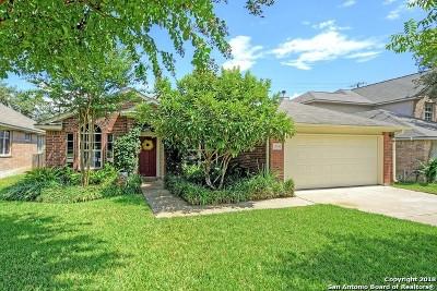 San Antonio Single Family Home For Sale: 21714 Longwood