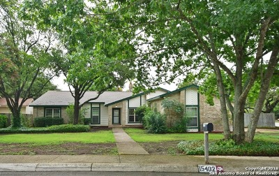 San Antonio Single Family Home Back on Market: 15402 Forest Land
