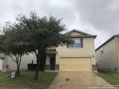 San Antonio Single Family Home For Sale: 11411 Liberty Field