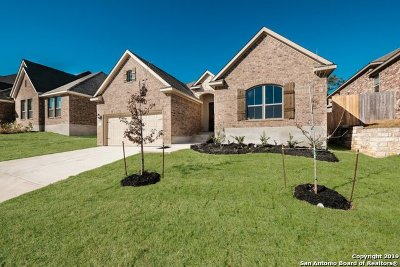 Helotes Single Family Home Price Change: 17823 Antero Mt