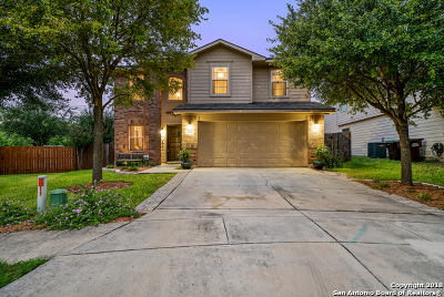 Leon Valley Single Family Home For Sale: 6500 Sally Agee