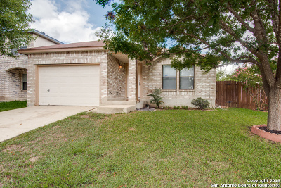 San Antonio Single Family Home Back on Market: 2110 Skull Valley Dr