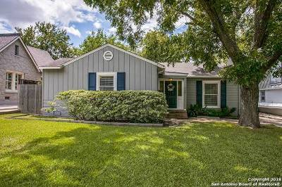 Terrell Hills Single Family Home Price Change: 116 Charles Rd