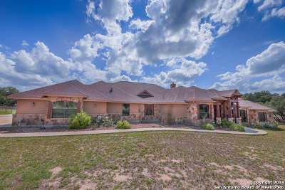Adkins Single Family Home For Sale: 552 Arbor View