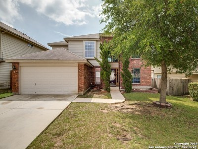Converse Single Family Home For Sale: 8926 Wolff Vista