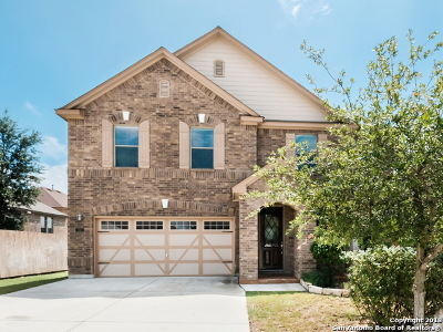 San Antonio Single Family Home For Sale: 1130 Peacemaker