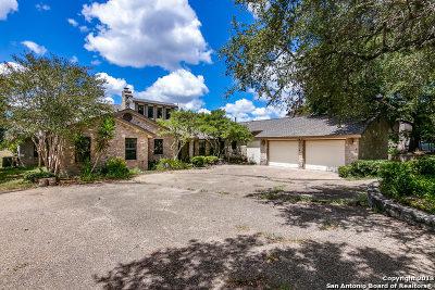 Single Family Home For Sale: 7311 Hidden Hills N