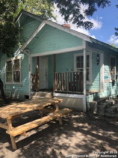 Bexar County Multi Family Home New: 2535 Perez St