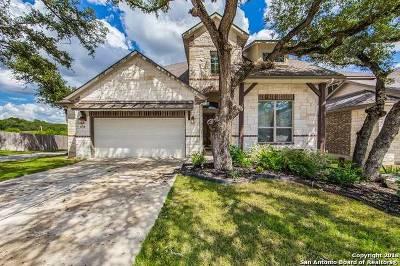 San Antonio Single Family Home For Sale: 21118 Capri Oaks