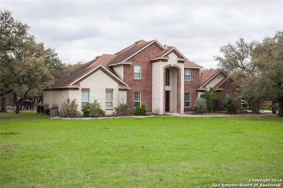 Comal County Single Family Home New: 526 Landons Way