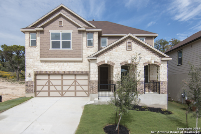 Helotes Single Family Home Price Change: 11219 Hill Top Loop