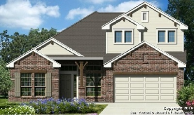 San Antonio Single Family Home Back on Market: 8916 Monument Parke