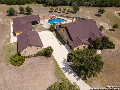 Kerrville Single Family Home For Sale: 250 Bluebird Dr