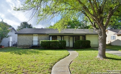 Schertz Single Family Home Active Option: 316 Judith Ann Dr