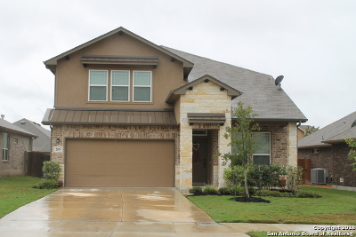 Cibolo Single Family Home For Sale: 269 Cansiglio