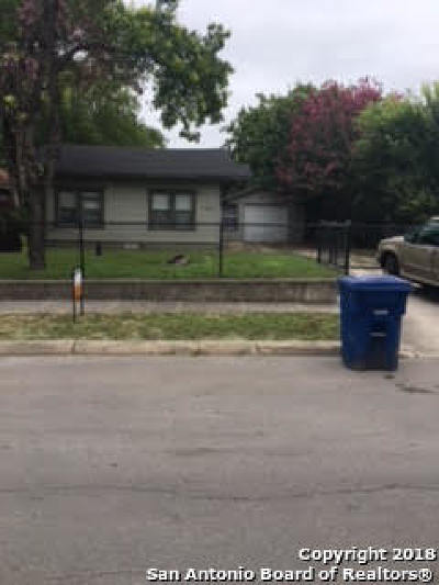 Single Family Home New: 3319 Morales St