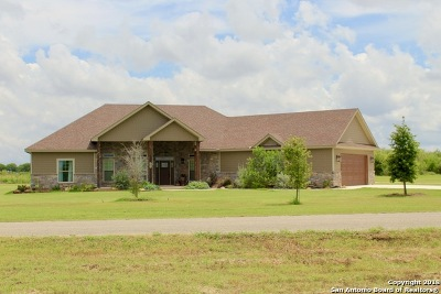 Medina County Single Family Home New: 251 County Road 684