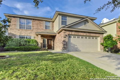 Helotes Single Family Home For Sale: 8923 Firebaugh Dr