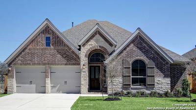 Boerne Single Family Home Price Change: 28926 Pomergranate
