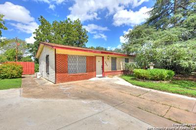 Single Family Home For Sale: 327 Yukon Blvd