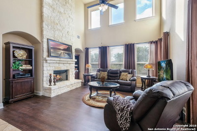 San Antonio Single Family Home Back on Market: 25511 Wesley Park