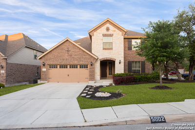 Bexar County Single Family Home Active Option: 5002 Italica Rd