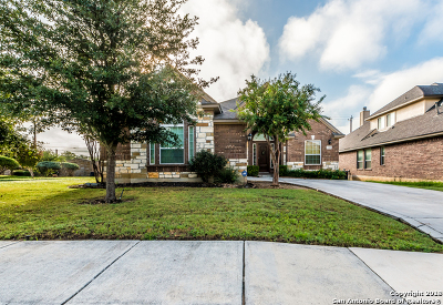 Helotes Single Family Home New: 13410 Windmill Trace