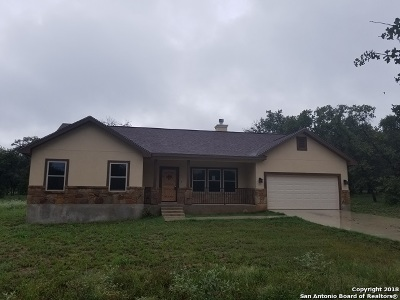 Medina County Single Family Home For Sale: 160 County Road 6874