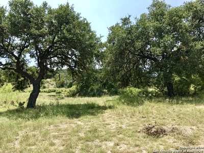 Bandera Residential Lots & Land For Sale: Lot 17a Hills Of Bandera