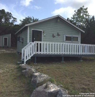 Bandera County Single Family Home For Sale: 344 26th St W