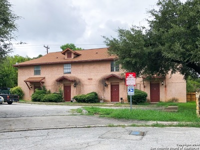 Bexar County Multi Family Home New: 4903 Ty Terrace St