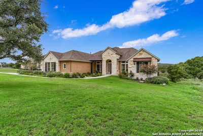 New Braunfels Single Family Home For Sale: 1417 Tramonto
