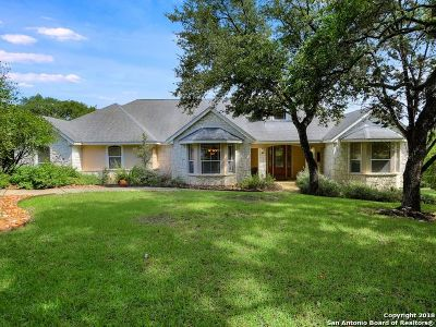 Fair Oaks Ranch Single Family Home Active RFR: 8138 Pimlico Ln