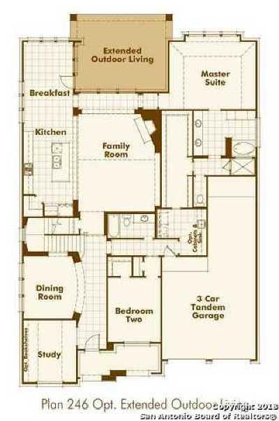Fair Oaks Ranch Single Family Home For Sale: 28603 Bull Ring