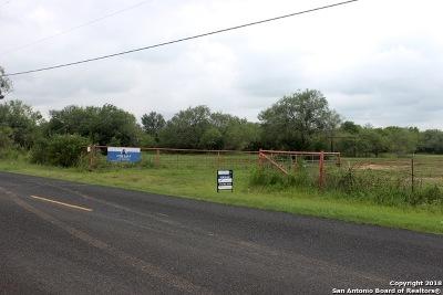 San Antonio Residential Lots & Land New: 19661 Trumbo Rd