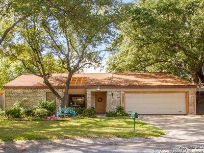 San Antonio TX Single Family Home Back on Market: $200,000