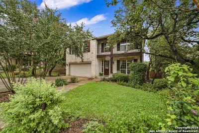 San Antonio Single Family Home Active Option: 1006 Alpine Pond