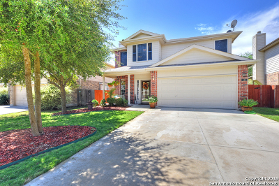 Schertz Single Family Home New: 545 Foxford Run Dr
