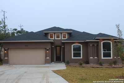 Selma Single Family Home For Sale: 7802 Alton Blvd