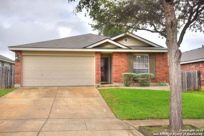San Antonio Single Family Home Back on Market: 9635 Caspian Forest