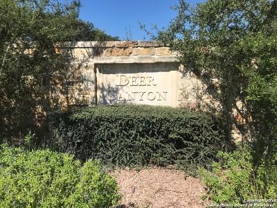 San Antonio Residential Lots & Land New: White Doe Pass