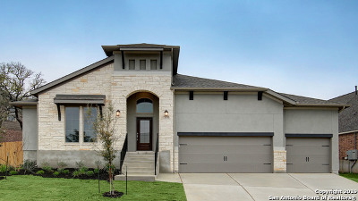 Boerne Single Family Home New: 133 Boulder Creek