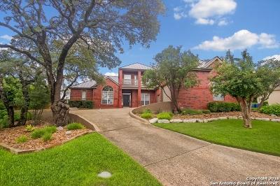 Fair Oaks Ranch Single Family Home For Sale: 8514 Fairway Spring Dr