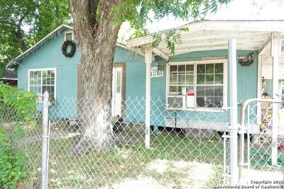 San Antonio Single Family Home New: 161 Carle Ave