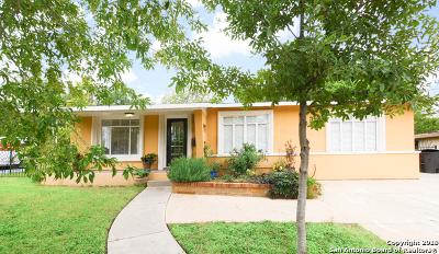 San Antonio Single Family Home Back on Market: 403 E Glenview Dr