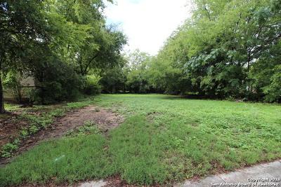 San Antonio Residential Lots & Land Back on Market: 1104 Nolan St