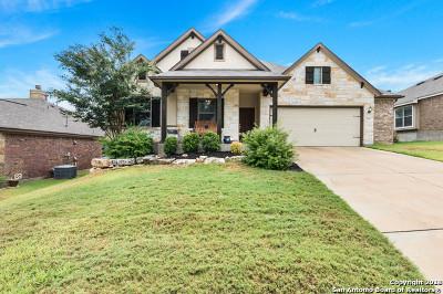 San Antonio Single Family Home New: 1015 Wavy Creek