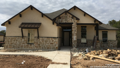 Comal County Single Family Home New: 2545 Lermann